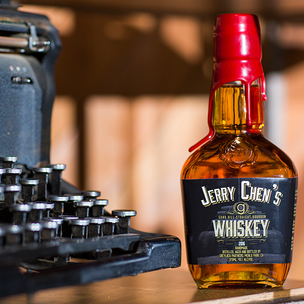Greylock Whiskey Packaging
